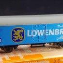 Trenes Escala: ARNOLD 0149-5 DB EINHEITSKÜHLWAGEN LÖWENBRÄU MUNICH, ESC. N. Lote 151900134