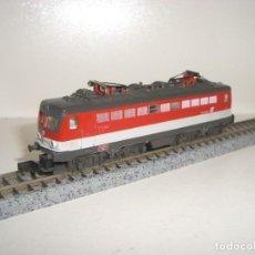 Trenes Escala: ARNOLD N LOCOMOTORA ELÉCTRICA QBB (CON COMPRA DE 5 LOTES O MAS ENVÍO GRATIS). Lote 153857742