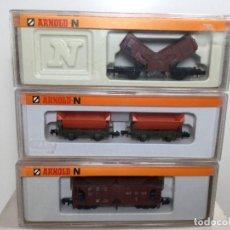 Trenes Escala: LOTE VAGONES ARNOLD ESCALA N- Nº1. Lote 156508446