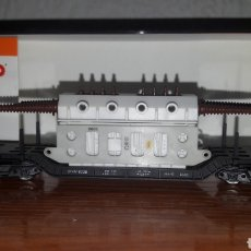 Trenes Escala: VAGÓN TRANSPORTE ESPECIAL TRANSFORMADOR ARNOLD 4910. Lote 156707742