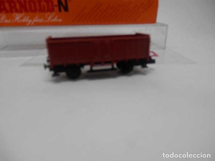 Trenes Escala: VAGÓN BORDE ALTO ESCALA N DE ARNOLD - Foto 2 - 159933138
