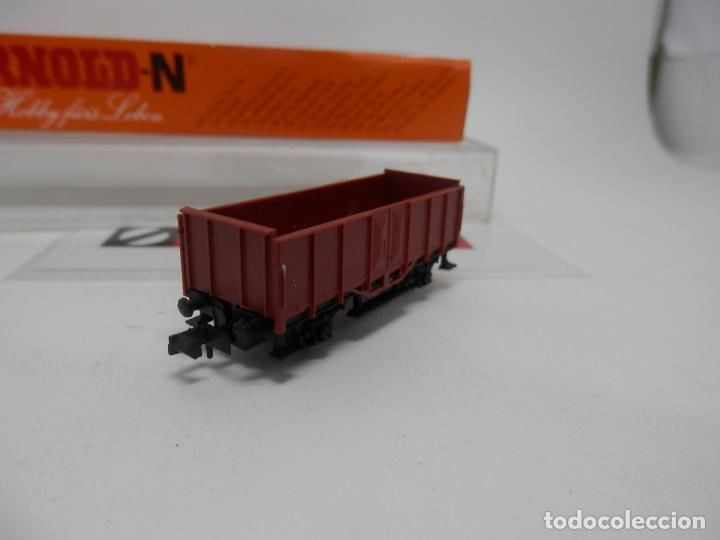 Trenes Escala: VAGÓN BORDE ALTO ESCALA N DE ARNOLD - Foto 3 - 159933138