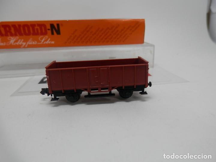 Trenes Escala: VAGÓN BORDE ALTO ESCALA N DE ARNOLD - Foto 4 - 159933138