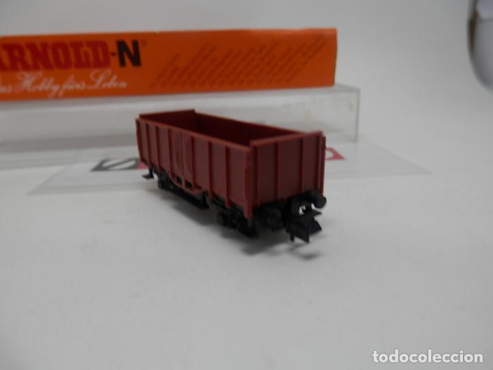 Trenes Escala: VAGÓN BORDE ALTO ESCALA N DE ARNOLD - Foto 5 - 159933138