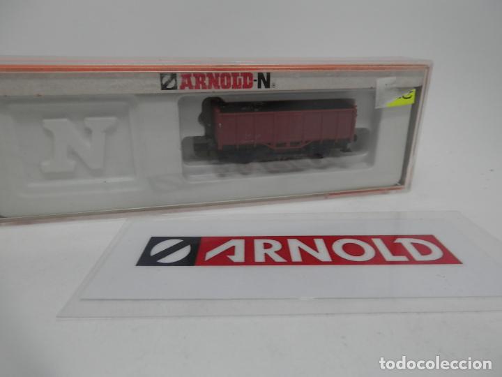Trenes Escala: VAGÓN BORDE ALTO ESCALA N DE ARNOLD - Foto 7 - 159933138