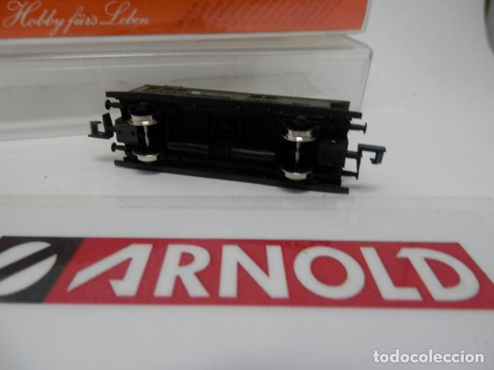 Trenes Escala: VAGÓN FURGON ESCALA N DE ARNOLD - Foto 9 - 159933214