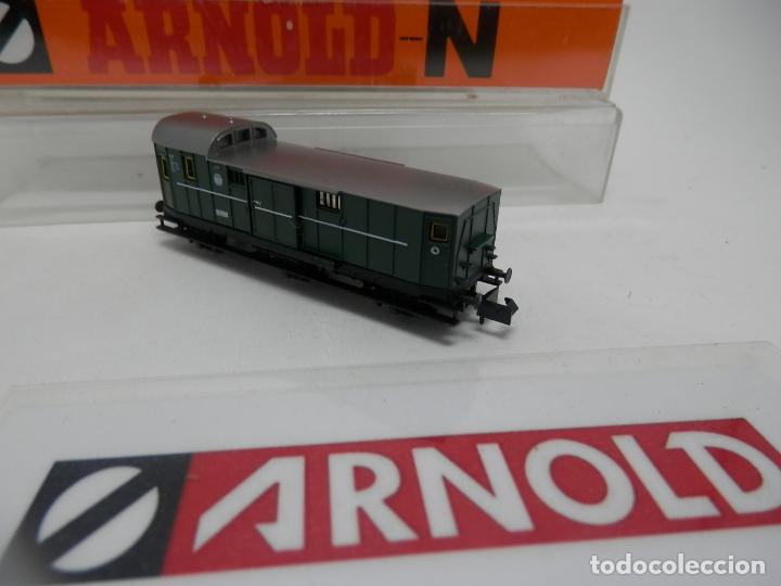 Trenes Escala: VAGÓN FURGON ESCALA N DE ARNOLD - Foto 3 - 159933286