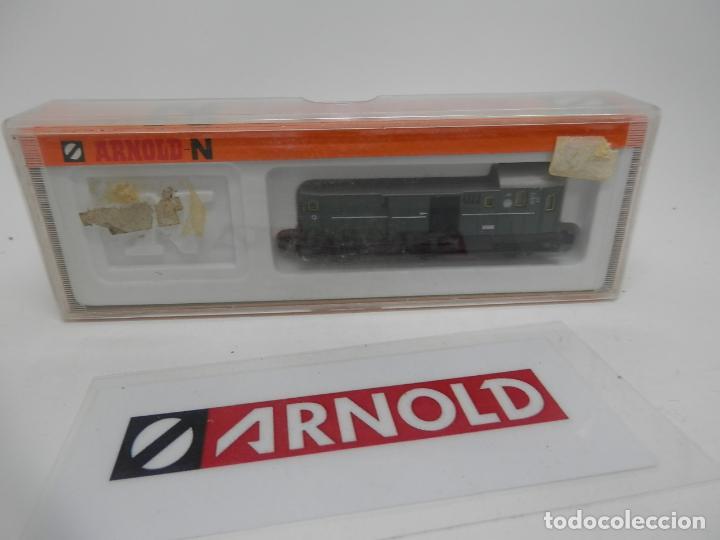 Trenes Escala: VAGÓN FURGON ESCALA N DE ARNOLD - Foto 9 - 159933286