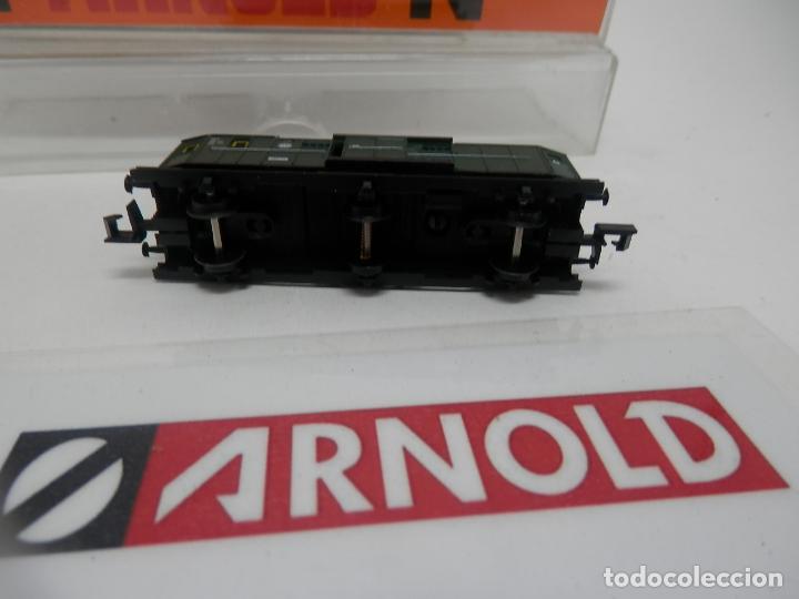 Trenes Escala: VAGÓN FURGON ESCALA N DE ARNOLD - Foto 11 - 159933286