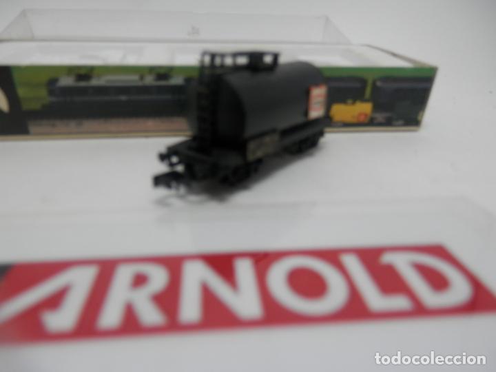 Trenes Escala: VAGÓN CISTERNA ESCALA N DE ARNOLD - Foto 3 - 159933402