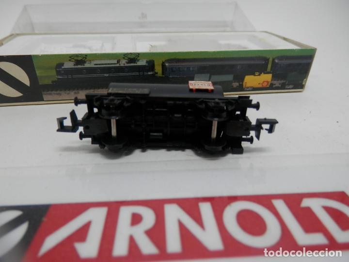 Trenes Escala: VAGÓN CISTERNA ESCALA N DE ARNOLD - Foto 6 - 159933402