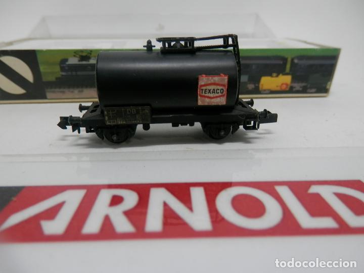 Trenes Escala: VAGÓN CISTERNA ESCALA N DE ARNOLD - Foto 7 - 159933402
