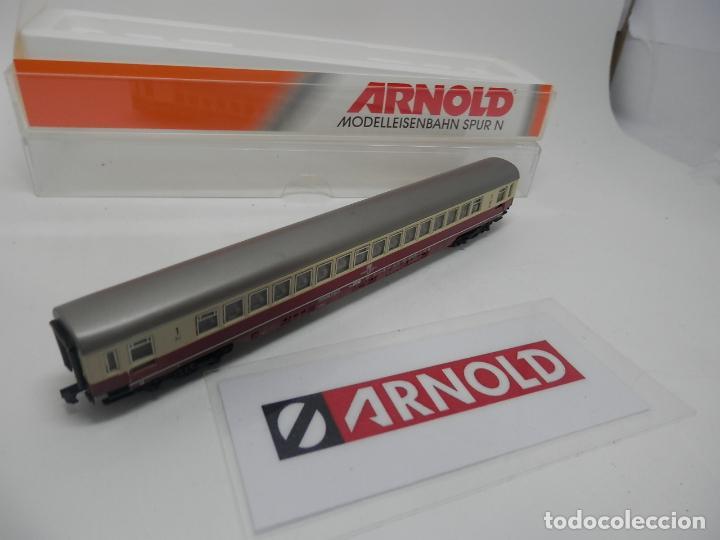 Trenes Escala: VAGÓN PASAJEROS DE LA DB ESCALA N DE ARNOLD - Foto 2 - 159933882