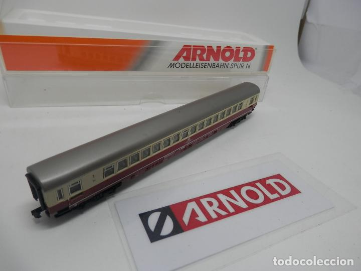 Trenes Escala: VAGÓN PASAJEROS DE LA DB ESCALA N DE ARNOLD - Foto 3 - 159933882