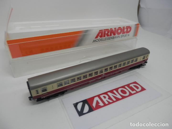 Trenes Escala: VAGÓN PASAJEROS DE LA DB ESCALA N DE ARNOLD - Foto 4 - 159933882