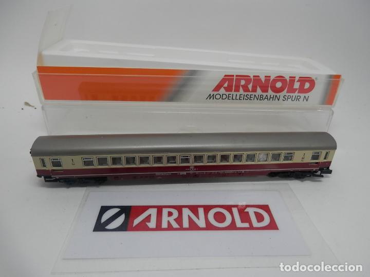 Trenes Escala: VAGÓN PASAJEROS DE LA DB ESCALA N DE ARNOLD - Foto 5 - 159933882
