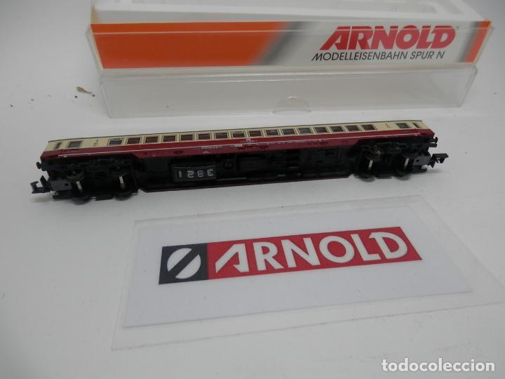 Trenes Escala: VAGÓN PASAJEROS DE LA DB ESCALA N DE ARNOLD - Foto 8 - 159933882