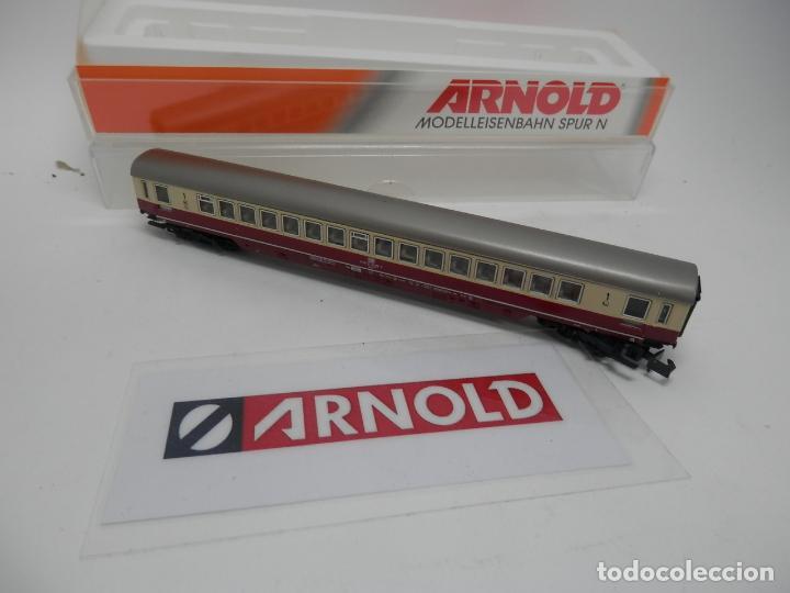 Trenes Escala: VAGÓN PASAJEROS DE LA DB ESCALA N DE ARNOLD - Foto 9 - 159933882