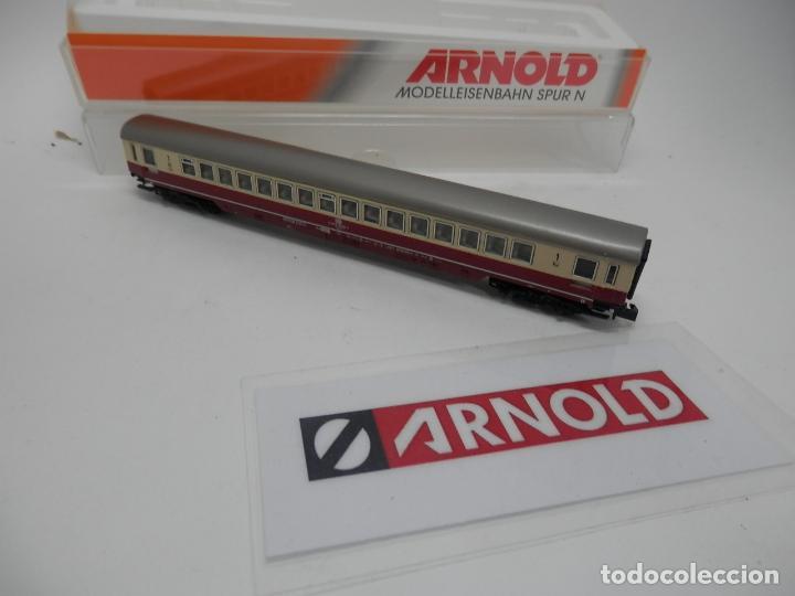 Trenes Escala: VAGÓN PASAJEROS DE LA DB ESCALA N DE ARNOLD - Foto 10 - 159933882