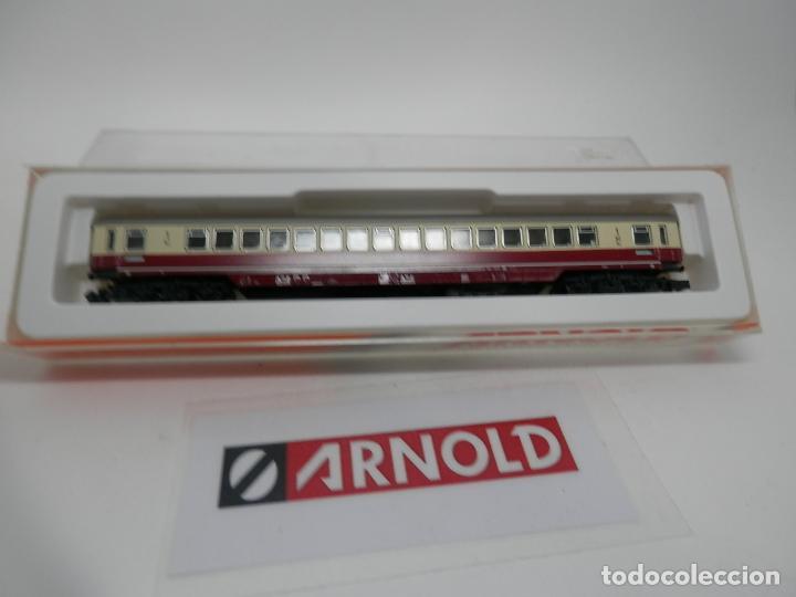 Trenes Escala: VAGÓN PASAJEROS DE LA DB ESCALA N DE ARNOLD - Foto 11 - 159933882