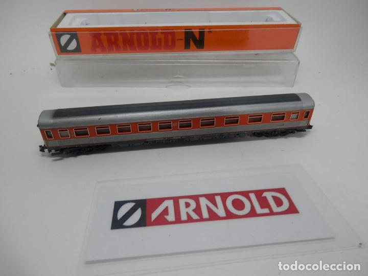 Trenes Escala: VAGÓN PASAJEROS DE LA DB ESCALA N DE ARNOLD - Foto 2 - 159933966