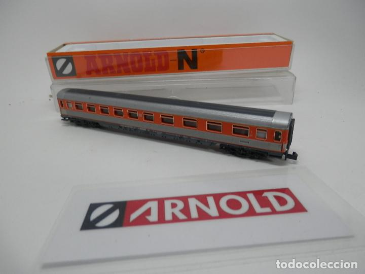 Trenes Escala: VAGÓN PASAJEROS DE LA DB ESCALA N DE ARNOLD - Foto 3 - 159933966