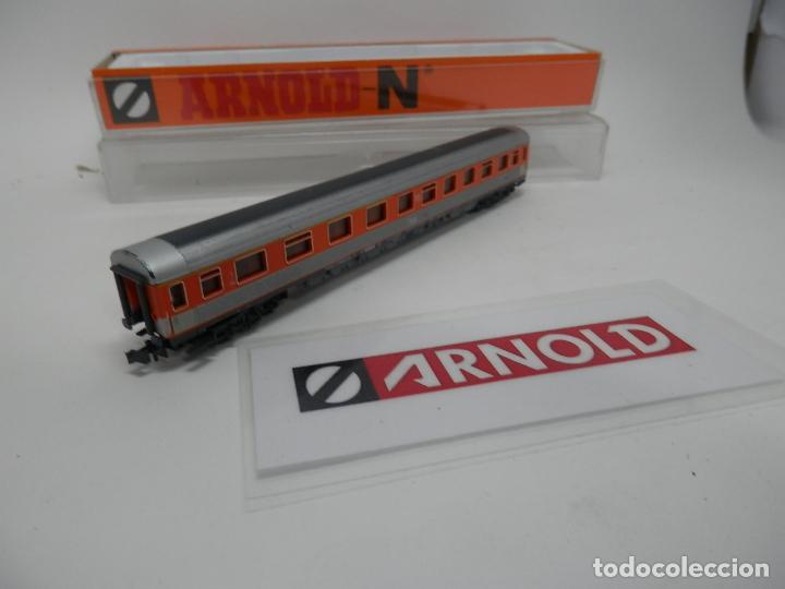 Trenes Escala: VAGÓN PASAJEROS DE LA DB ESCALA N DE ARNOLD - Foto 4 - 159933966