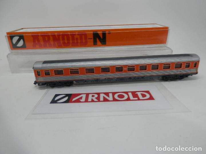 Trenes Escala: VAGÓN PASAJEROS DE LA DB ESCALA N DE ARNOLD - Foto 7 - 159933966