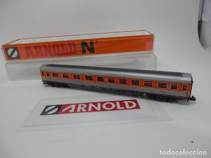 Trenes Escala: VAGÓN PASAJEROS DE LA DB ESCALA N DE ARNOLD - Foto 8 - 159933966