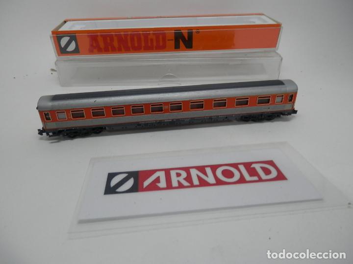 Trenes Escala: VAGÓN PASAJEROS DE LA DB ESCALA N DE ARNOLD - Foto 13 - 159933966