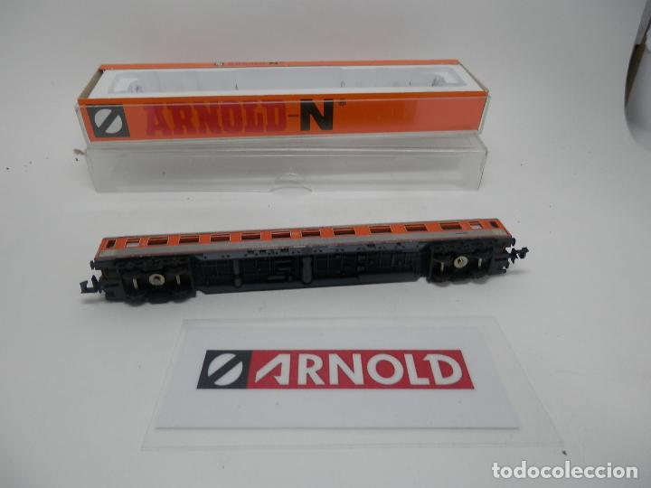 Trenes Escala: VAGÓN PASAJEROS DE LA DB ESCALA N DE ARNOLD - Foto 14 - 159933966