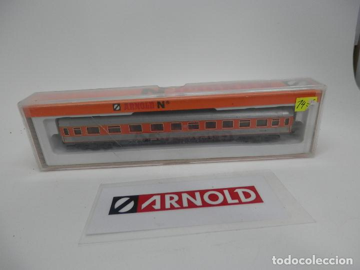 Trenes Escala: VAGÓN PASAJEROS DE LA DB ESCALA N DE ARNOLD - Foto 15 - 159933966