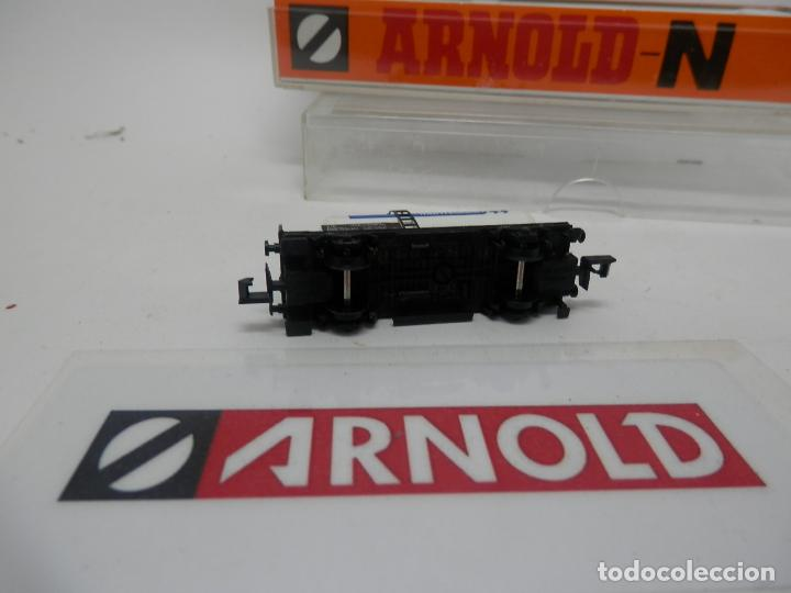 Trenes Escala: VAGÓN CISTERNA ESCALA N DE ARNOLD - Foto 12 - 159935014