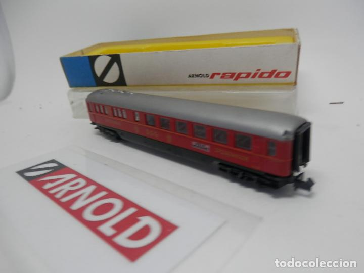 Trenes Escala: VAGÓN RESTAURANTE ESCALA N DE ARNOLD - Foto 2 - 159935374