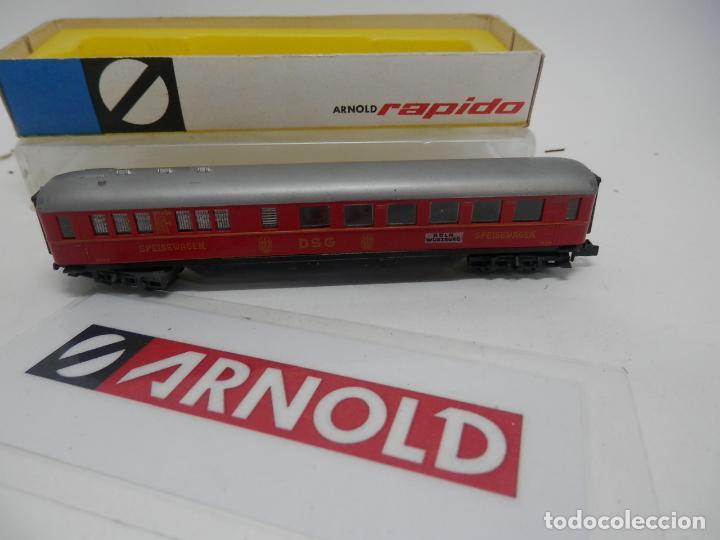 Trenes Escala: VAGÓN RESTAURANTE ESCALA N DE ARNOLD - Foto 3 - 159935374