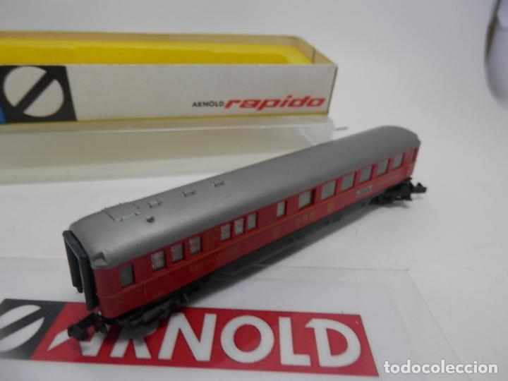 Trenes Escala: VAGÓN RESTAURANTE ESCALA N DE ARNOLD - Foto 4 - 159935374