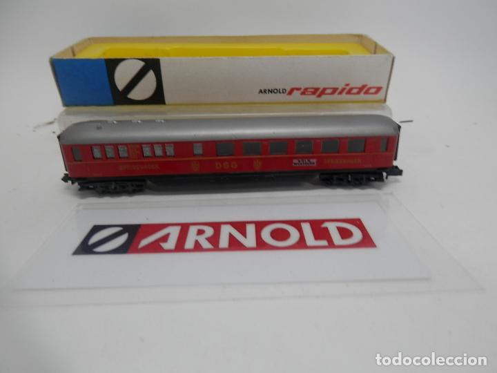 Trenes Escala: VAGÓN RESTAURANTE ESCALA N DE ARNOLD - Foto 5 - 159935374