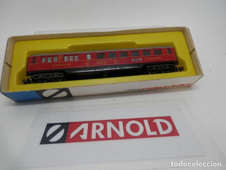 Trenes Escala: VAGÓN RESTAURANTE ESCALA N DE ARNOLD - Foto 6 - 159935374