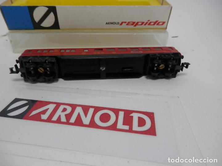 Trenes Escala: VAGÓN RESTAURANTE ESCALA N DE ARNOLD - Foto 7 - 159935374