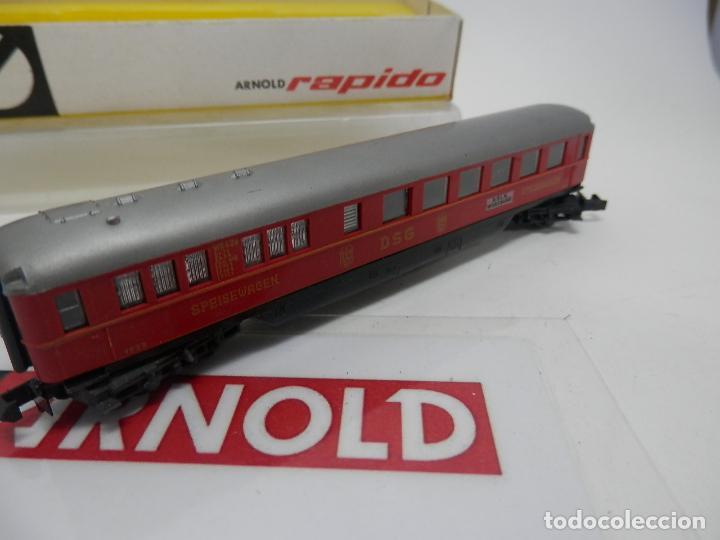 Trenes Escala: VAGÓN RESTAURANTE ESCALA N DE ARNOLD - Foto 8 - 159935374