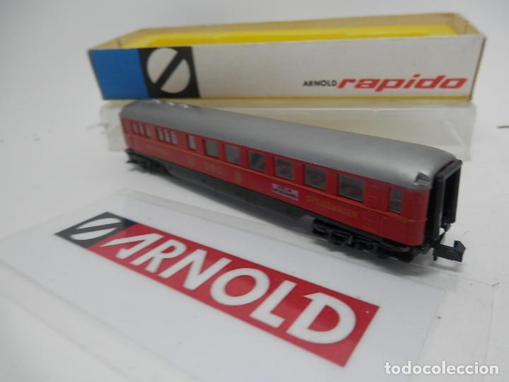 Trenes Escala: VAGÓN RESTAURANTE ESCALA N DE ARNOLD - Foto 9 - 159935374