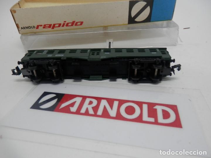 Trenes Escala: VAGÓN PASAJEROS DE LA DB ESCALA N DE ARNOLD - Foto 2 - 159935426