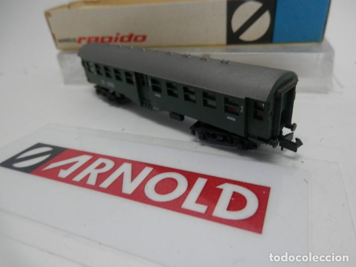 Trenes Escala: VAGÓN PASAJEROS DE LA DB ESCALA N DE ARNOLD - Foto 4 - 159935426
