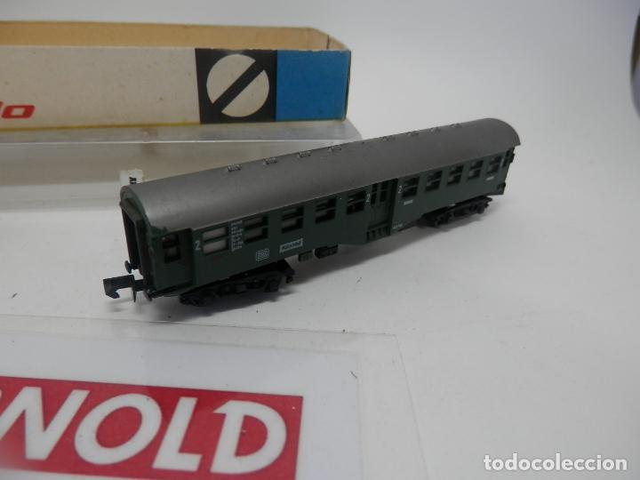 Trenes Escala: VAGÓN PASAJEROS DE LA DB ESCALA N DE ARNOLD - Foto 5 - 159935426