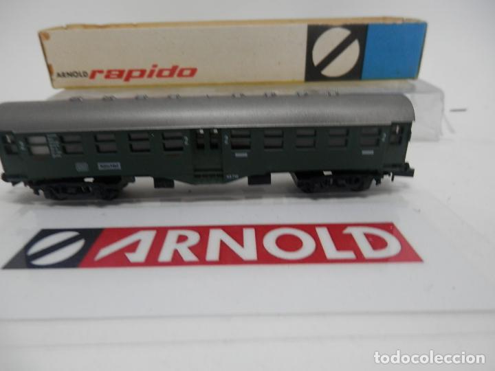 Trenes Escala: VAGÓN PASAJEROS DE LA DB ESCALA N DE ARNOLD - Foto 6 - 159935426