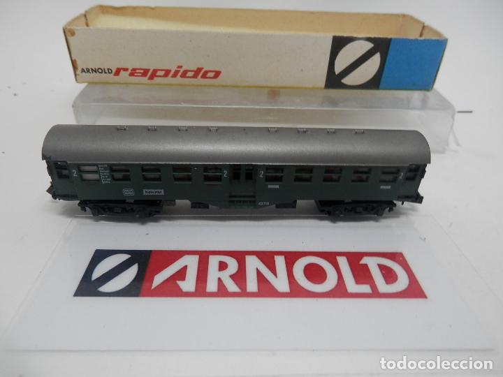 Trenes Escala: VAGÓN PASAJEROS DE LA DB ESCALA N DE ARNOLD - Foto 7 - 159935426