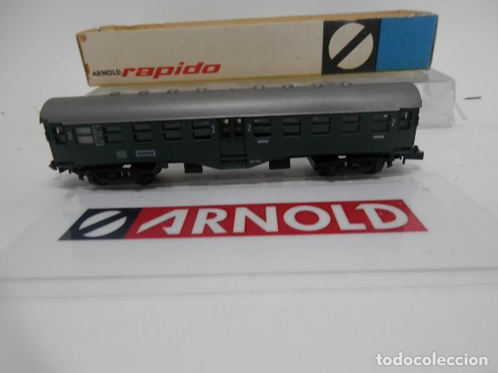 Trenes Escala: VAGÓN PASAJEROS DE LA DB ESCALA N DE ARNOLD - Foto 8 - 159935426