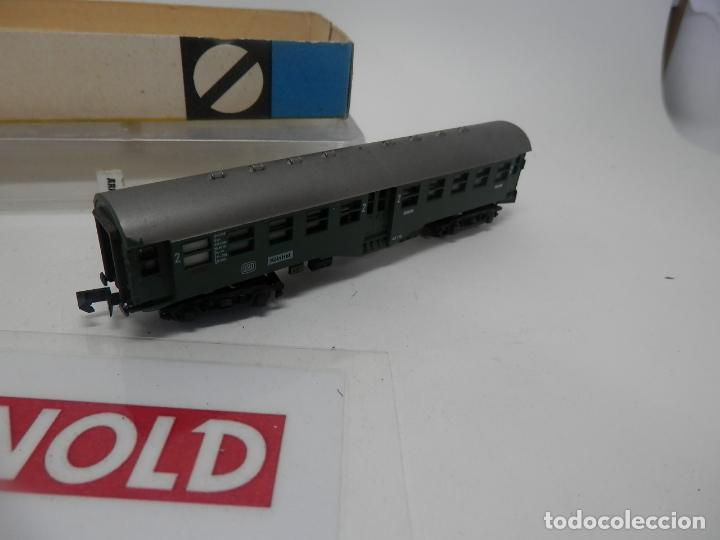 Trenes Escala: VAGÓN PASAJEROS DE LA DB ESCALA N DE ARNOLD - Foto 9 - 159935426