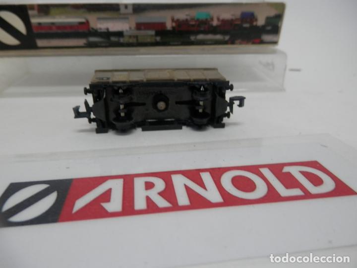 Trenes Escala: VAGÓN CERRADO ESCALA N DE ARNOLD - Foto 6 - 159935794