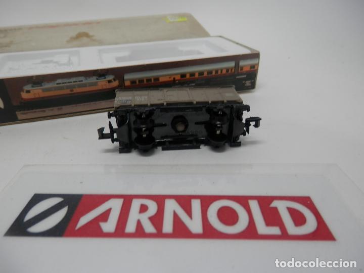 Trenes Escala: VAGÓN CERRADO ESCALA N DE ARNOLD - Foto 2 - 159935850